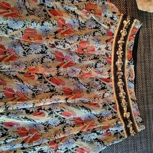 Free People skirt. Size 8